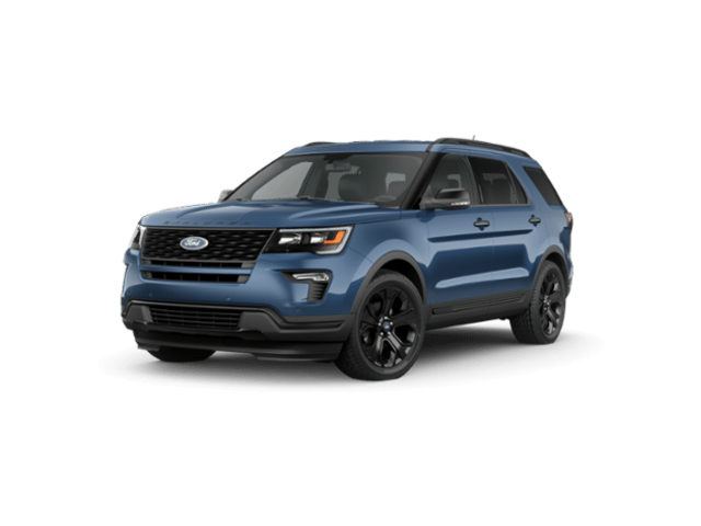 New 2019 Ford Explorer Sport SUV FAE190525 in Getzville, NY